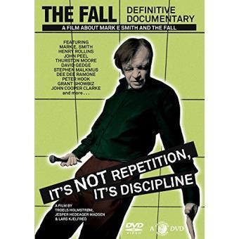 It's not repetition, it's discipline - DVD
