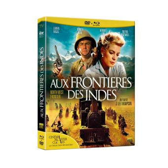 Aux frontières des Indes Combo Blu-ray + DVD