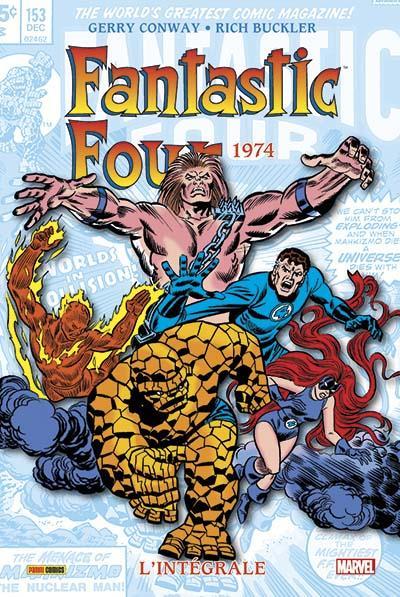 Fantastic four integrale t13 1974