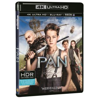 Pan - 2 Disc Bluray