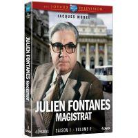 Julien Fontanes, magistrat Saison 1 Volume 2 DVD