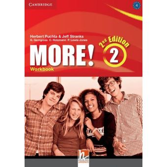 MORE ! LEVEL 2 -WORKBOOK 2/E
