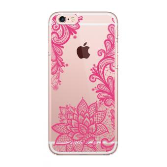 MOXIE CRYSTAL CASE LACE IPHONE 6/6S ROSE