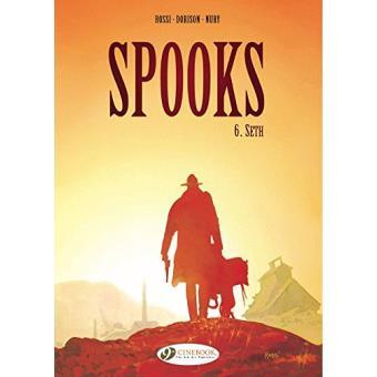 SpooksSpooks - tome 6 Seth