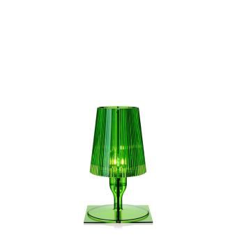 lampe de table take kartell verte achat prix fnac. Black Bedroom Furniture Sets. Home Design Ideas