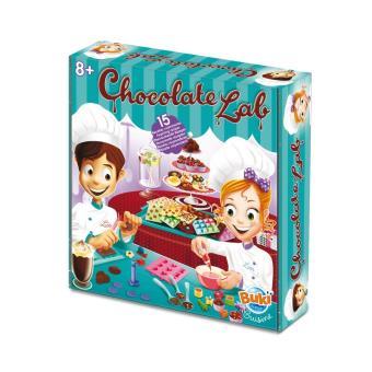 Coffret cuisine buki chocolate lab 15 recettes cuisine cr ative achat prix fnac - Coffret cuisine creative ...
