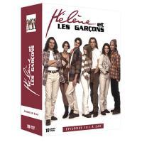Hélène et les garçons - Coffret 10 DVD - Partie 4 - Episodes 181 à 240