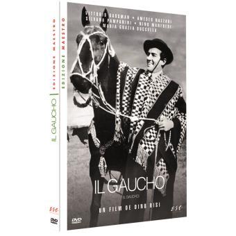 Le Gaucho DVD