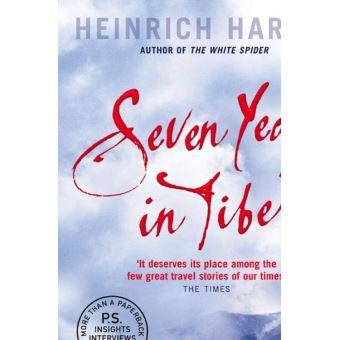 Seven Years In Tibet Ebook