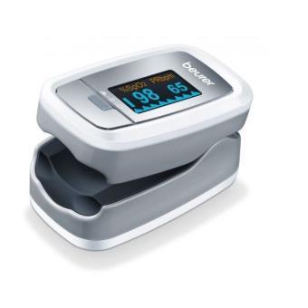 Beurer PO30 Pulseoximeter zilver 454.30