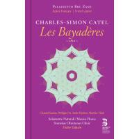 Les Bayaderes (2 CD+Buch)