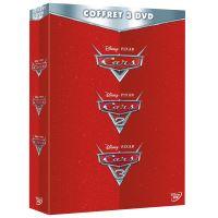Coffret Cars 1 à 3 DVD