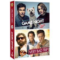 Coffret Game Night Very Bad Trip DVD