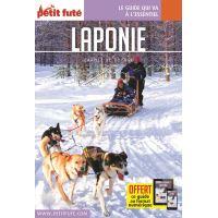 Laponie 2019 carnet petit fute + offre num