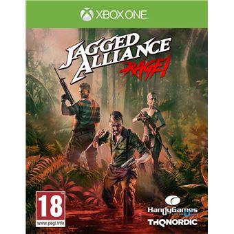 JAGGED ALLIANCE: RAGE! FR/NL XONE