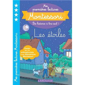 Mes Premières Lectures Montessori Les étoiles