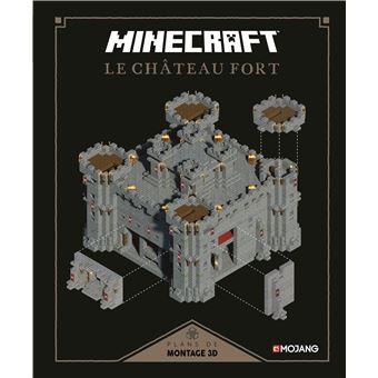minecraft un ch teau fort collectif cartonn achat livre fnac. Black Bedroom Furniture Sets. Home Design Ideas