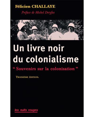 Un livre noir du colonialisme