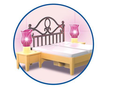 Chambre 5309 Coiffeuse Playmobil Dollhouse D'adulte Avec MSzVUp