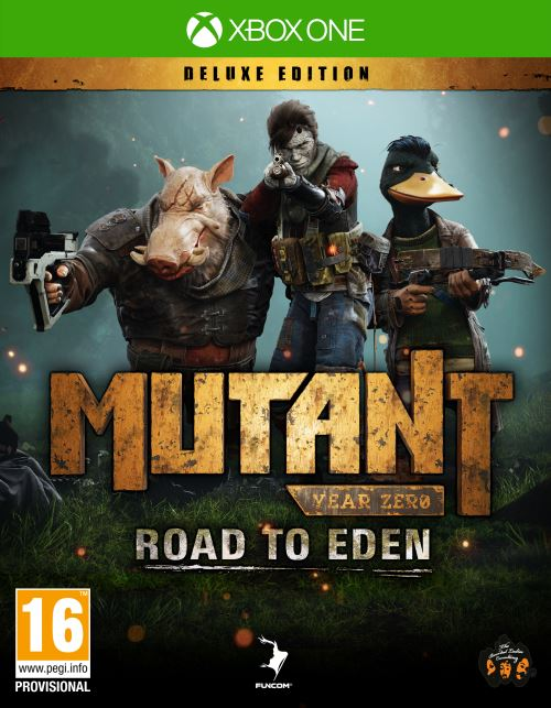 Mutant Year Zero Road to Eden Edition Deluxe Xbox One
