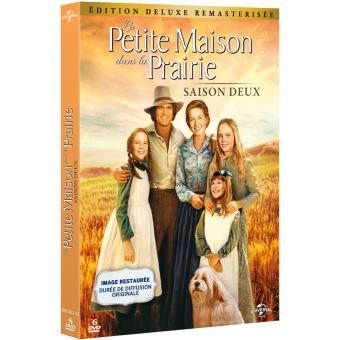 La Petite maison dans la prairieCoffret intégral de la Saison 2 DVD