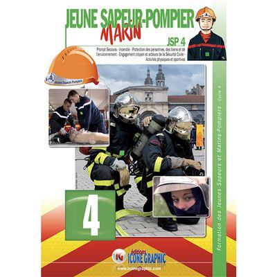 Formation des jeunes sapeurs-pompiers, Niveau 4, JSP 4