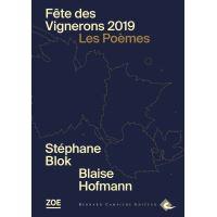 Fête des Vignerons 2019 Les Poèmes