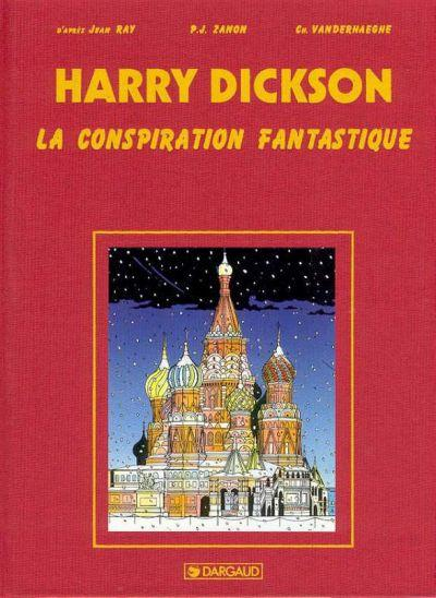 Harry dickson,6:conspiration fantastique