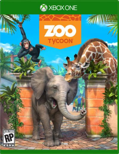 Zoo Tycoon Xbox One - Xbox One