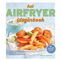 Het airfryer ideeënboek