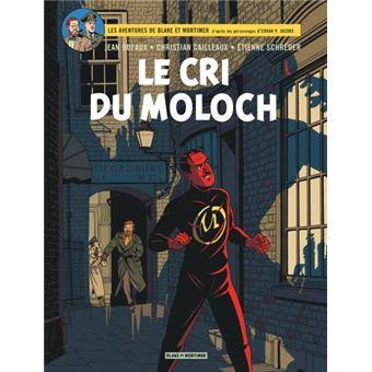 Blake et MortimerBlake & Mortimer - Le Cri du Moloch