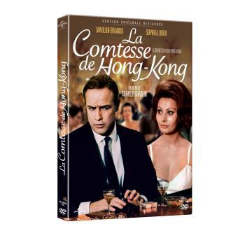 La Comtesse de Hong Kong DVD