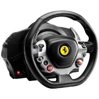 volant thrustmaster rx xbox one ferrari 458 it accessoire console de jeux la fnac. Black Bedroom Furniture Sets. Home Design Ideas