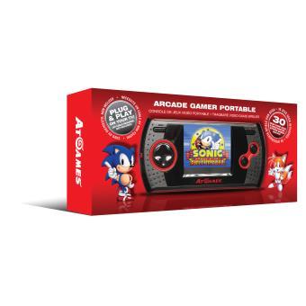 Console Atgames Sega Mega Drive Arcade Gamer Portable
