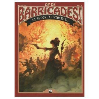 Op de barricades!De spook-aristocrate (HC)