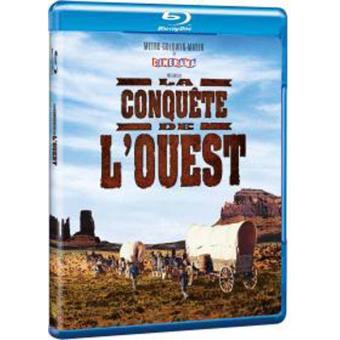 La conquête de l'Ouest Blu-ray