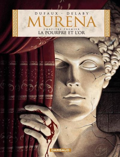 Murena - Tome 1 - La Pourpre et l'or - 9782505030379 - 6,99 €