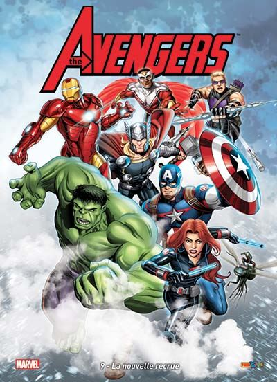 Avengers T09 + Magnet