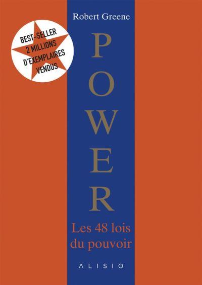 Power, les 48 lois du pouvoir - 9791092928075 - 17,99 €