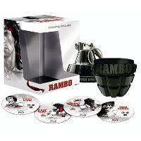 "Coffret Rambo - L'intégrale - Blu-Ray - Edition Limitée ""Grenade"""