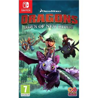 DRAGONS 3 : DAWN OF NEW RIDERS FR/NL SWITCH