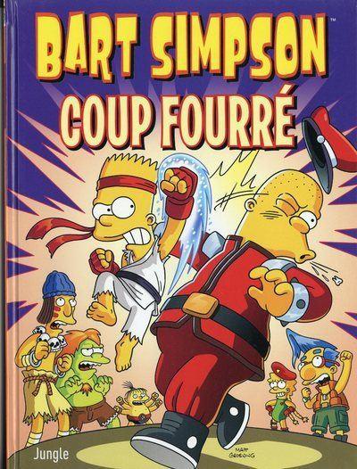 Bart simpson - tome 18 Suckerpunch