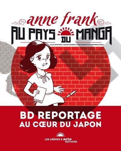 Anne Frank au pays des mangas