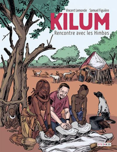 Kilum rencontre avec les Himbas