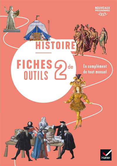Histoire Géographie 2de - Éd. 2019 - Fiches activités