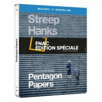 Pentagon Papers Steelbook Edition spéciale Fnac Blu-ray