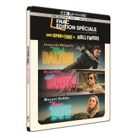 Once Upon a Time in...Hollywood Steelbook Exclusivité Fnac Blu-ray 4K Ultra HD