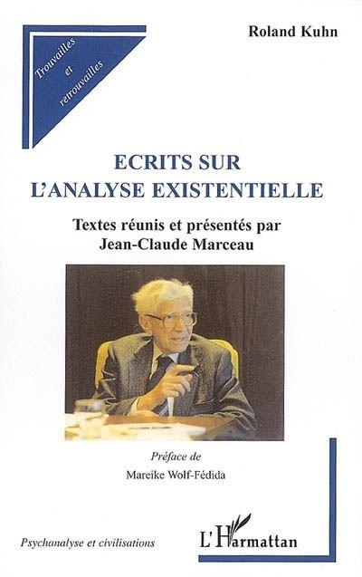 Ecrits sur l'analyse existentielle