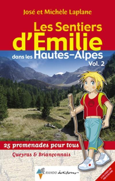 Emilie dans les Hautes-Alpes