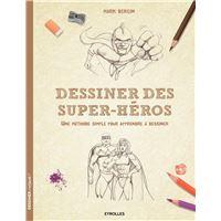 Dessiner des super heros